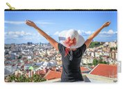 Lisbon Panorama Enjoying Carry-all Pouch