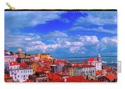 Lisbon Panorama Carry-all Pouch