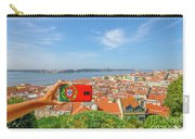 Lisbon Pictures Aerial Carry-all Pouch