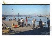 Lisbon Pier 4 Carry-all Pouch
