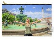 Lisbon Tourism Concept Carry-all Pouch