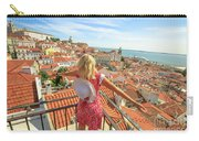 Lisbon Tourist Viewpoint Carry-all Pouch