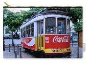 Lisbon Tram Carry-all Pouch