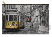 Lisbon Trams Carry-all Pouch