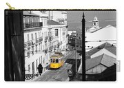 Lisbon Trolley 17c Carry-all Pouch