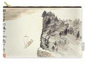 Literati Landscape Carry-all Pouch
