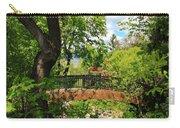 Lithia Park Bridge Carry-all Pouch
