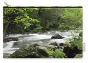 Litltle River 1 Carry-all Pouch by Marty Koch