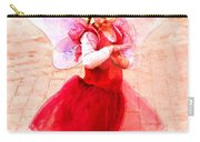 Little Angel Wings Carry-all Pouch
