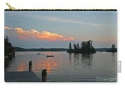 Little Bald Lake Carry-all Pouch