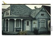 Little Blue House Carry-all Pouch