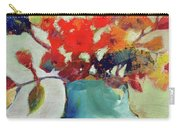 Little Bouquet Carry-all Pouch by Michelle Abrams