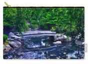 Little Bridge - Japanese Garden Carry-all Pouch