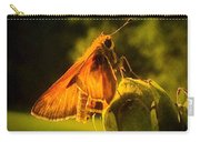 Little Brown Skipper Butterfly Carry-all Pouch