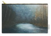 Little Buffalo River Carry-all Pouch by Mary Ann King