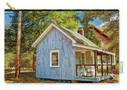 Little Cabin In The Country Pine Barrens Of New Jersey Carry-all Pouch