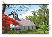 Little Church At Puako Big Island Carry-all Pouch