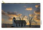Little Church On The Prairie Carry-all Pouch