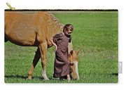 Little Country Girl Carry-all Pouch