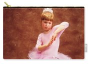 Little Dancer Carry-all Pouch