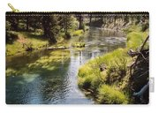 Little Deschutes Photograph Carry-all Pouch