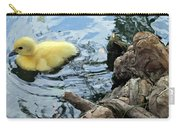 Little Ducky Carry-all Pouch