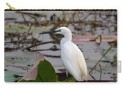 Little Egret 2 Carry-all Pouch