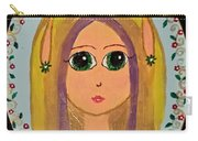 Little Elf Girl Carry-all Pouch