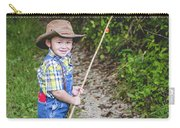 Little Fisherman Carry-all Pouch