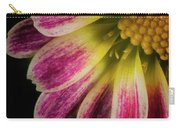 Little Flower Quadrant Carry-all Pouch