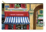 Little French Book Store Carry-all Pouch