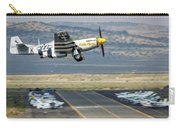 Little Horse Gear Coming Up Friday At Reno Air Races 16x9 Aspect Carry-all Pouch by John King