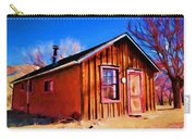 Little House In Lincoln Carry-all Pouch