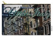 Little Italy In New York Carry-all Pouch
