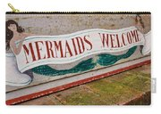 Little Mermaids Carry-all Pouch