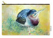 Little Night Heron Carry-all Pouch