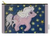 Little Pink Horse Carry-all Pouch