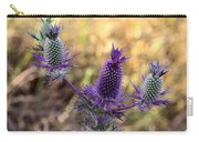 Little Purple Pineapples Carry-all Pouch