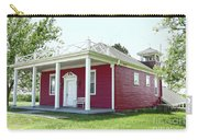 Little Red Schoolhouse, Council Grove Carry-all Pouch