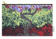 Little Red Tree 2 Carry-all Pouch