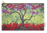Little Red Tree Carry-all Pouch