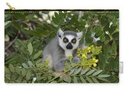 Little Ring-tailed Lemur Carry-all Pouch
