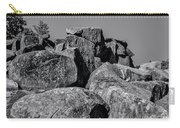 Little Round Top Gettysburg Carry-all Pouch
