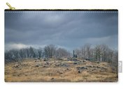 Little Round Top Carry-all Pouch