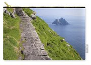 Little Skellig Island, From Skellig Michael, County Kerry Ireland Carry-all Pouch
