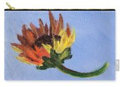 Little Sunflower Carry-all Pouch