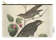 Little Tawny Thrush Carry-all Pouch