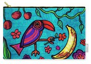 Little Toucan Carry-all Pouch