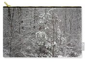 Little Tree Big Snow Carry-all Pouch