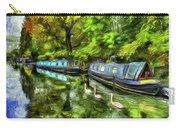 Little Venice London Art Carry-all Pouch